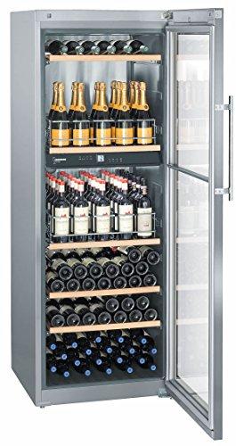 Liebherr wtes 5972 vinidor weink㠌 hlschrank/B/211 bouteilles
