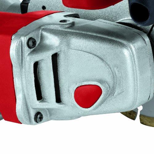 Einhell Mauernutfräse TH-MA 1300 (1320 W, Ø125 mm, Nutttiefe 30 mm, Nutbreite 26 mm, Softstart, Absaugadapter, 2 Diamant-Trennscheiben, Koffer) - 4