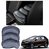 #4: Vheelocityin No Stress Soft Arm Rest Console Cushion For Honda Wrv