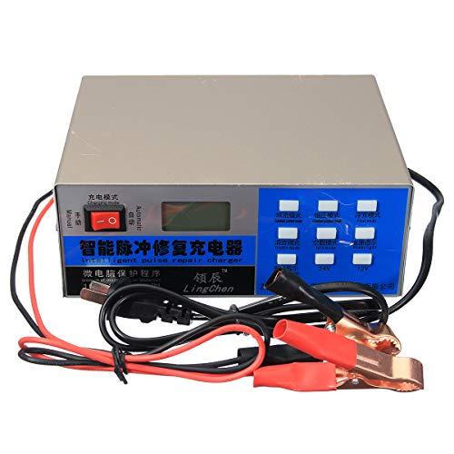 MXBIN LCD di riparazione dello Sphygmus Intellective del caricabatteria per auto dell'automobile elettrica 12V / 24V 200AH Nuova decorazione dei pezzi di ricambio