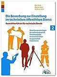 Image de Die Bewerbung zur Einstellung im technischen öffentlichen Dienst: Auswahlverfahren für technische Berufe
