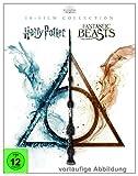 Wizarding World 4K Ultimate Collector's Edition im Layflat Buch [Blu-ray]