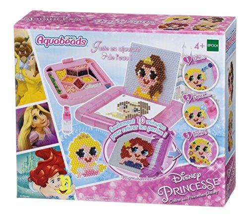 AQUA BEADS Aquabeads-31029-Coffret Princesas Disney
