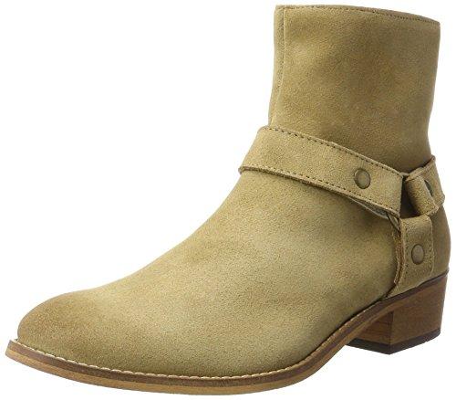 Shoe The Bear Herren Apache S Cowboystiefel, Beige (150 Sand), 41 EU (Herren Beige Cowboy-stiefel)