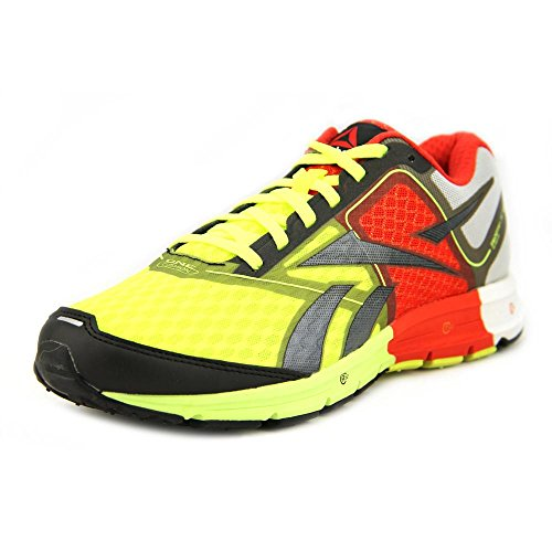 Reebok One Cushion Hombre Amarillo Deportivas Zapatos Talla EU 43