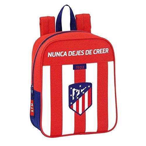 Safta Mochila Atlético De MadridOficial Mochila Infantil 220x100x270mm