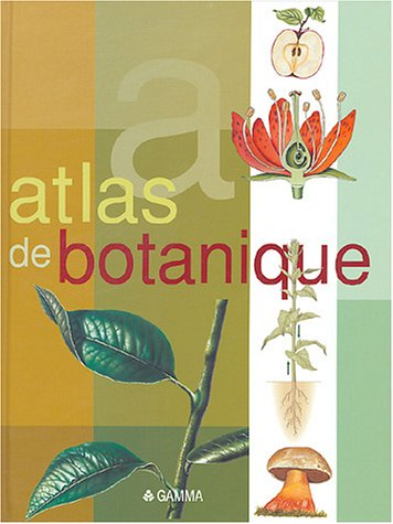 Atlas de botanique par Josep Cuerda