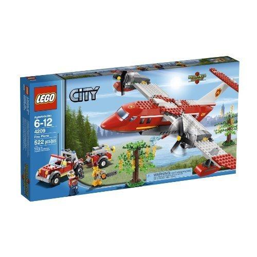 Preisvergleich Produktbild Awesome LEGO City Fire Plane 4209 by N / A