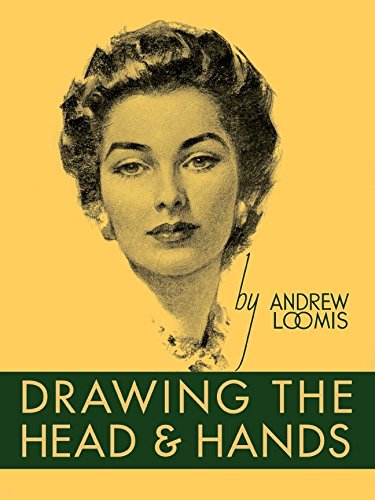 Drawing The Head And Hands por Andrew Loomis