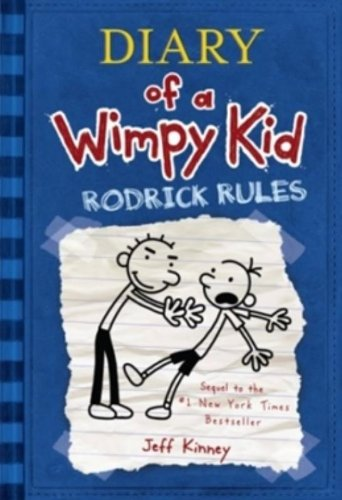 Diary of a Wimpy Kid: Rodrick Rules - #2