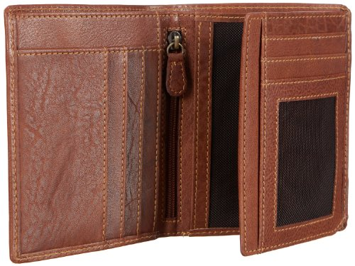 Maitre Dario Ausweisetui 06/32/18196, Unisex - Erwachsene Portemonnaies 10x13x2 cm (B x H x T) Beige (cognac 20)
