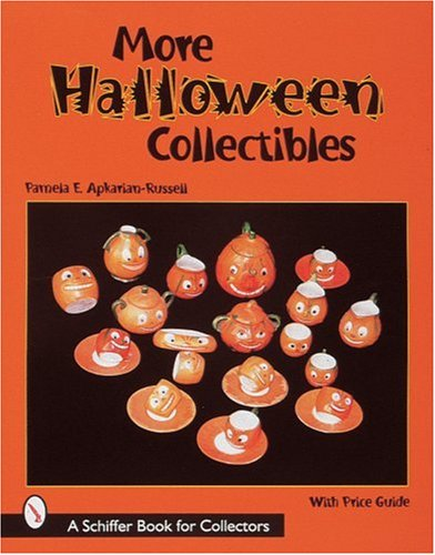 More Halloween Collectibles: Anthropomorphic Vegetables and Fruits of Halloween (A Schiffer Book for Collectors)