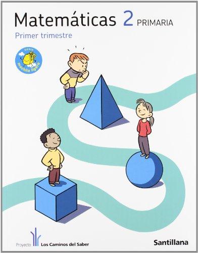 Matematicas 2 primaria m ligera los caminos del saber