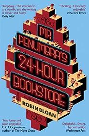 Mr Penumbra's 24-hour Bookstore (English Edit