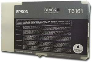 Epson T6161 B-500DN Standard Capacity Ink Cartridge - Black