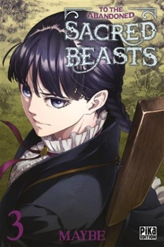 To the Abandoned Sacred Beasts Edition simple Tome 3