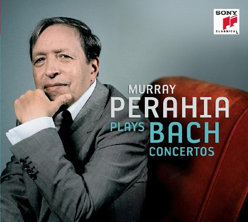 Murray Perahia - Bach Piano Co...