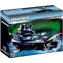 Playmobil 4882 - Agente: turbo nave gánsters
