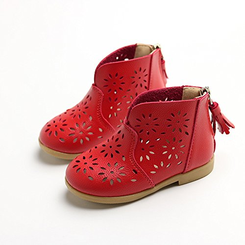 pretty nice 2e975 8225d Zapatos de la Princesa Respirables, Zapatos de Verano de la niña de Arranque