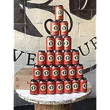 La Virgen Cerveza Artesana - Paquetes de 24 x 330 ml - Total: 7920 ml