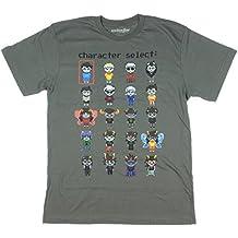 Homestuck carácter Select–Camiseta de manga corta para hombre