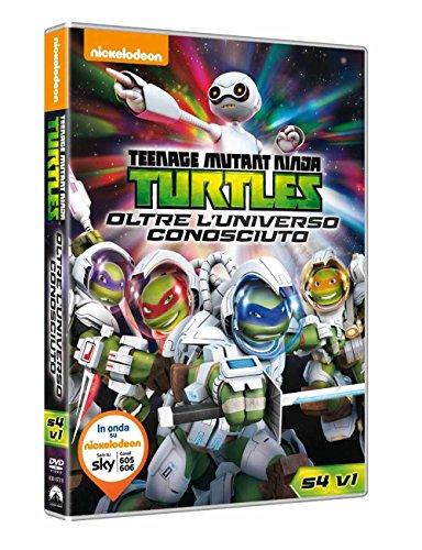 Teenage Mutant Ninja Turtles - Stagione 4 Volume 1: Oltre l'Universo Conosciuto (DVD)