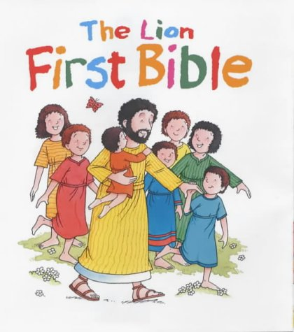 The Lion First Bible (First Look)