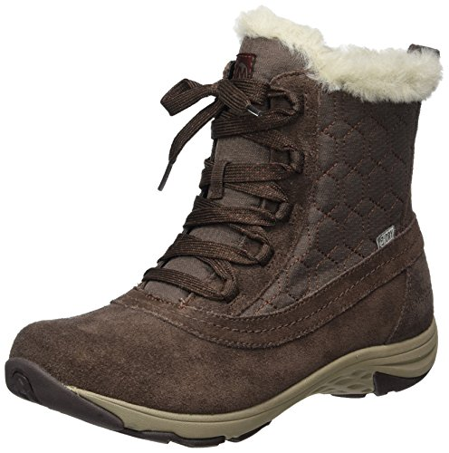 Merrell Women's Ryeland Mid Polar Waterproof Snow Boots, Brown (Espresso), 5.5 UK...