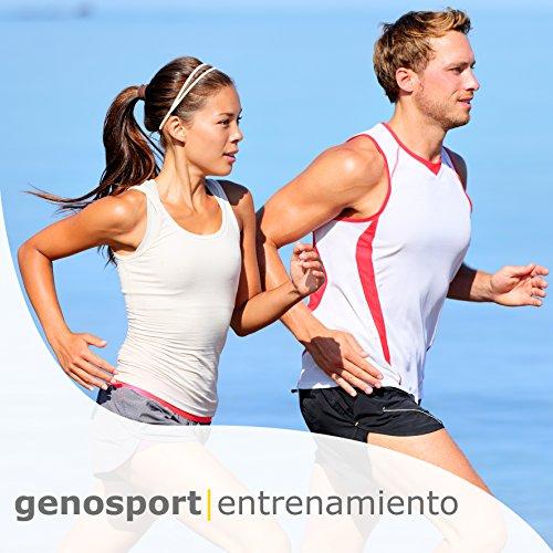 Test genético de entrenamiento deportivo