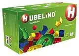 Hubelino 420046 - Kugelbahn - Bahnelemente Set - ab 4 Jahre (100% kompatibel mit Duplo) - 30 Teile
