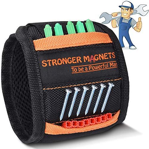 Bestes Männer Geschenke Magnetisches Armband, Magnetischer Werkzeuggürtel