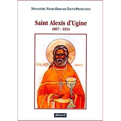Saint Alexis d'Ugine (1867-1934)