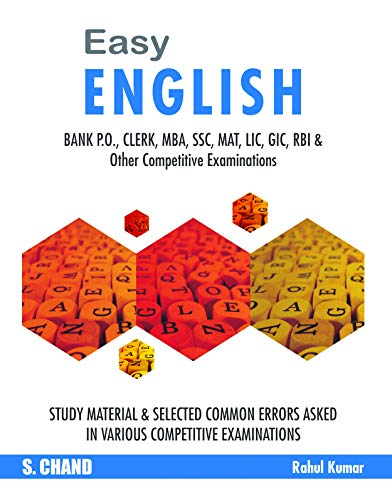 Easy English (Easy Competition Series)