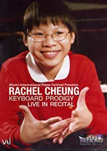 Rachel Cheung : Keyboard Prodigy  Live In Recital