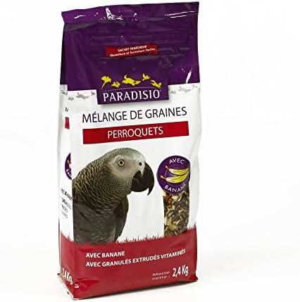 Paradisio : Mélange De Graines Perroquet: 2,4kg