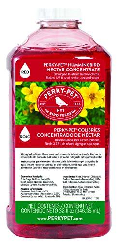 - Pet 238Hummingbird Nectar, 909Konzentrat -