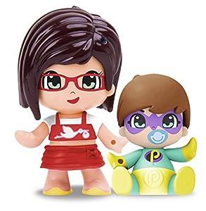 Pinypon - Figurita con bebé sorpresa, pack C (Famosa 700014088)
