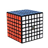 ckground 7x7 Rubiks Cube Professional Competition - Puzzle Game Classic Colors for Kids Adult