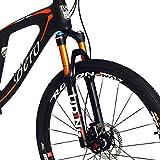 BEIOU Carbon Dual Suspension Mountain Bicycle...Vergleich
