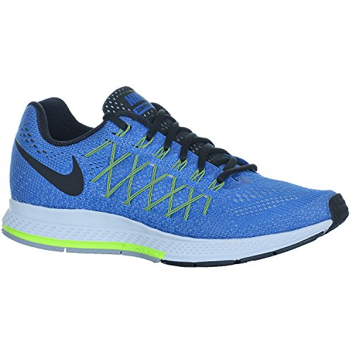 Nike Air Zoom Pegasus 32, Chaussures de Running Homme, Bleu, Taille 401