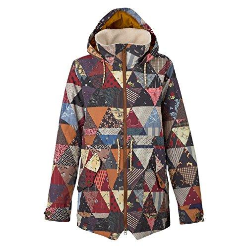 burton-chaqueta-de-snowboard-otono-invierno-mujer-color-varios-colores-kalidaquilt-tamano-l