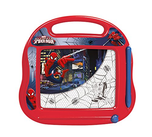 Clementoni 15110 - Spiderman Ultimate LavMagnetica Basic-K