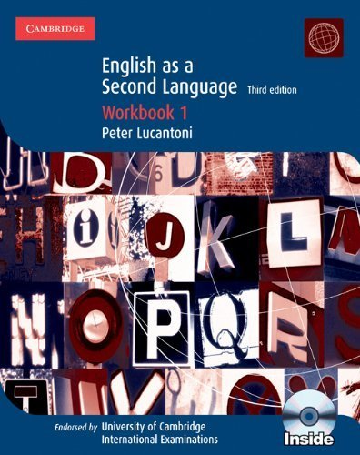 Cambridge English as a Second Language Workbook 1 with Audio CD (Cambridge International Examinations) (No. 1) by Peter Lucantoni (2009-10-02)