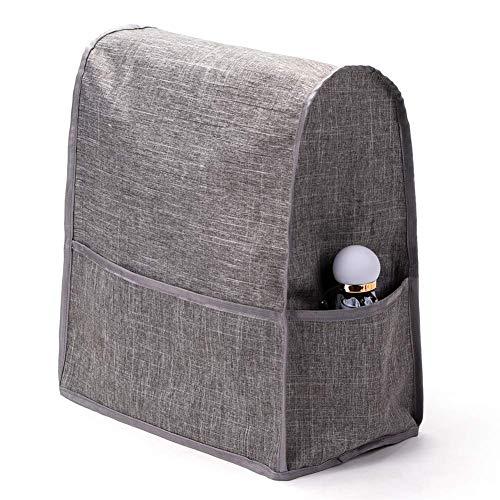 QEES Stand-Mixer-Abdeckung mit Außentaschen, staubdicht, Küchenhelferabdeckung, Schutzhaube für Ständer, Saftpresse, Kaffeemaschine, Küchenmaschine, 30 x 30 x 40 cm