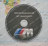 BMW MK3 CD StrassenKarten - CD Deutschland 2015 Letzte Version