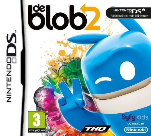 THQ De blob 2 - Juego (Nintendo DS, Acción / Aventura, E (para todos))