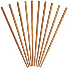 Pura Oriental Palillos De Bambú Paquete De 10 (Paquete ...