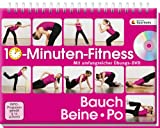 10-Minuten-Fitness Bauch, Beine Po (Amazon.de)