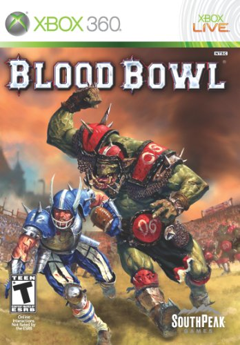 Blood Bowl [Importación italiana]