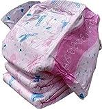 My Diaper Windelhöschen, Größe M, pink, 10 Stück - 3